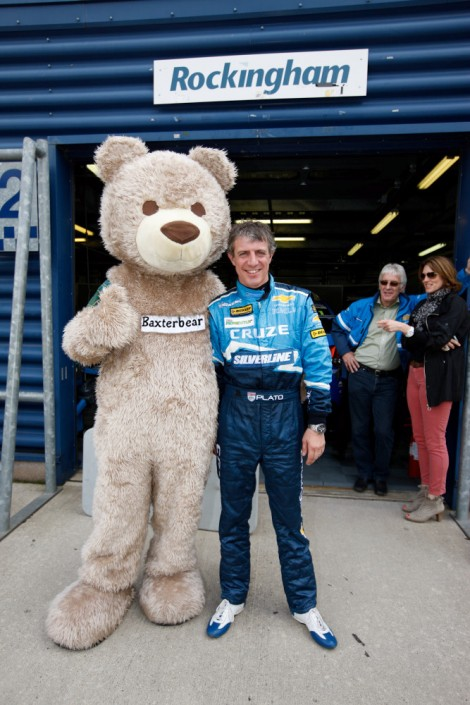 Jason Plato, British racing car driver