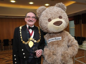 Deacon Convener with Baxterbear