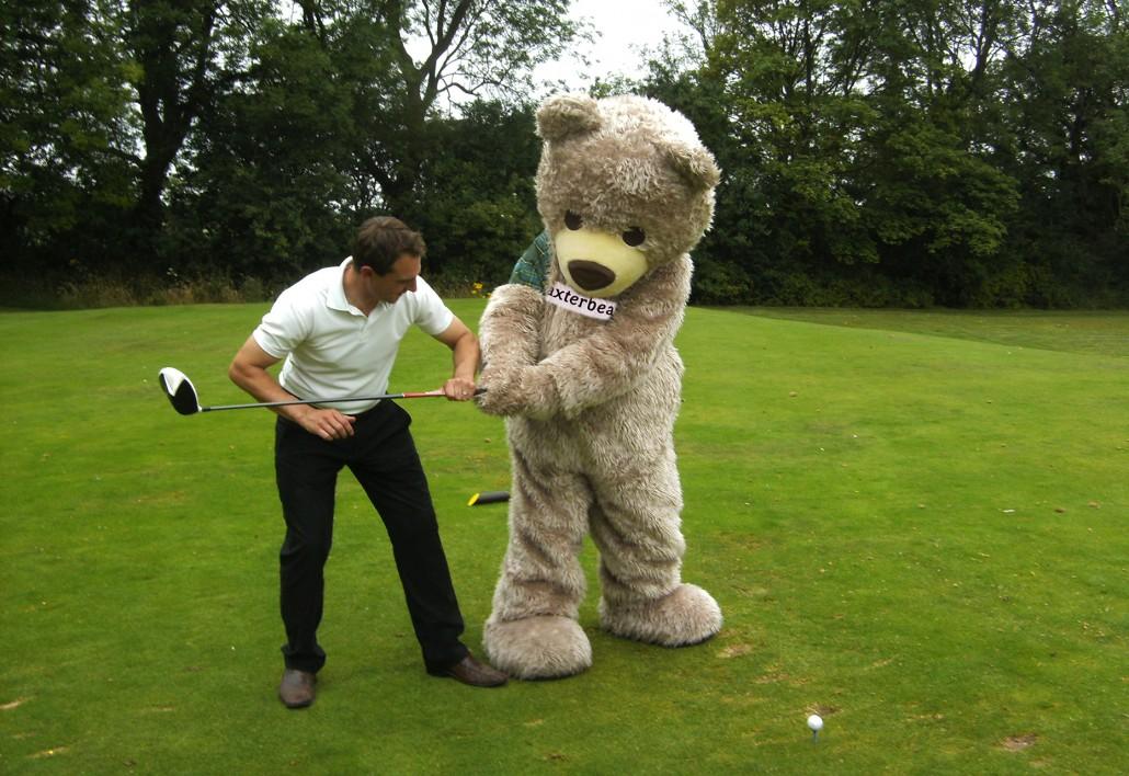 Oliver Hunt, PGA Golf Professional